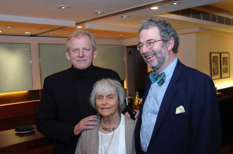 Milein Cosman, Clive Barda, Sir Thomas Allen, Wigmore Hall 29th Mar 05 Copyright John Batten Pho3 © John Batten Photography