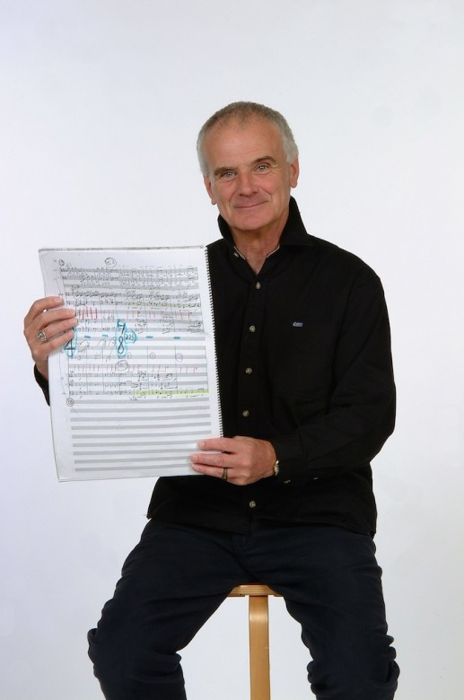 Sir Peter Maxwell Davies – Copyright John Batten – 279 © John Batten Photography